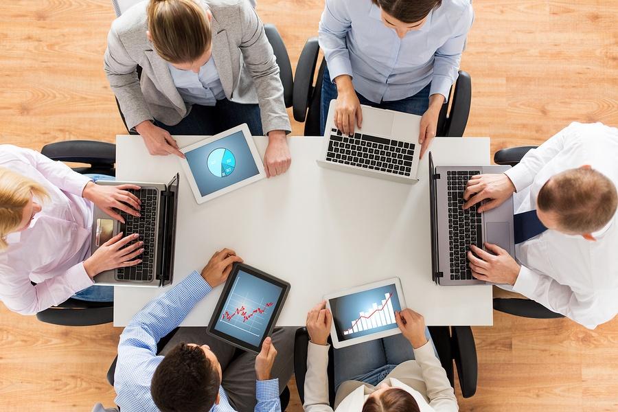 Convene's digital document library is used by board members and secretaries