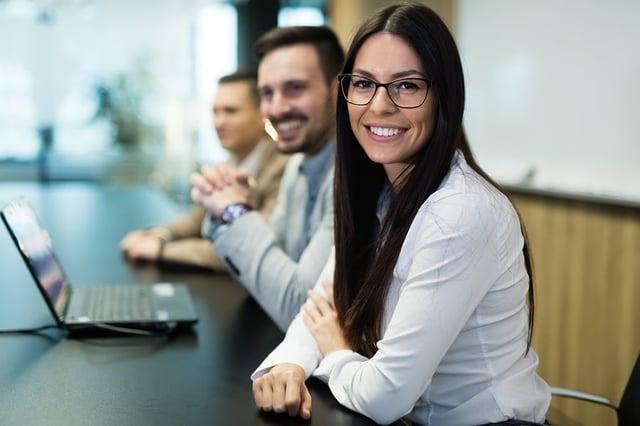Meeting admin can make agendas easily in Convene the digital board meeting solution