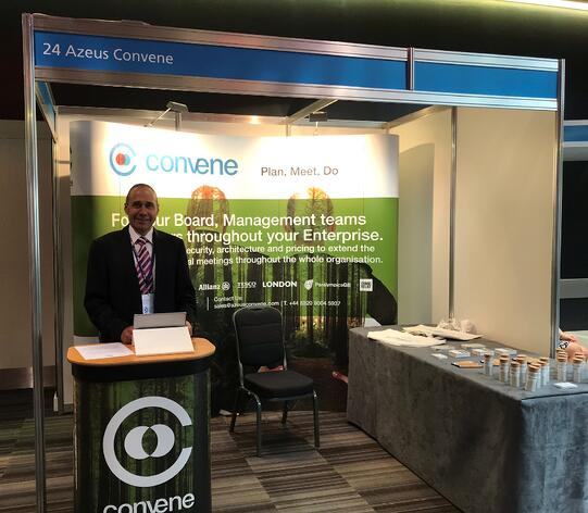 Walter at the ICSA Governance Conference